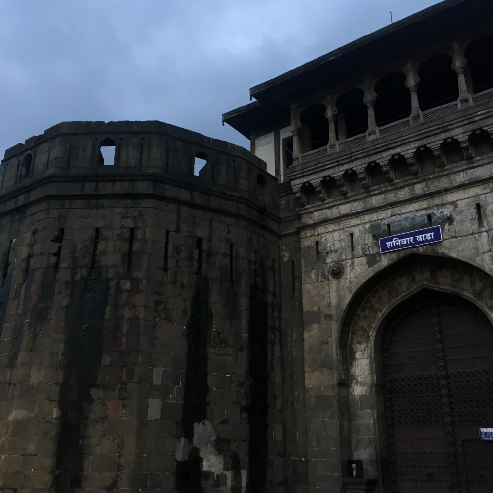 The Road to Independence - A Walk around Shaniwar Wada and Lal Mahal
